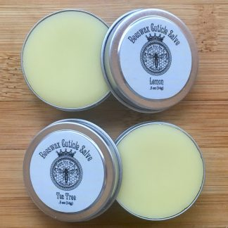Beeswax Cuticle Salve