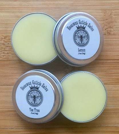 Beeswax Cuticle Salve